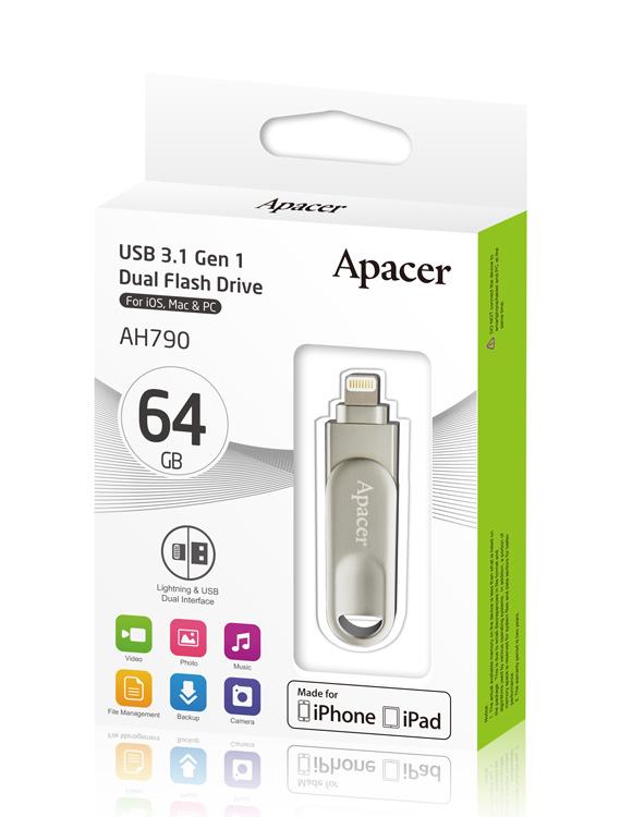 USB 3.1 & Lightning