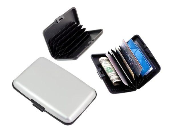 Πορτοφόλι προστασίας ανάγνωσης πιστωτικών καρτών