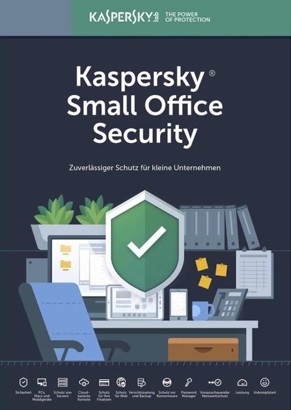 KASPERSKY Small Office Security 2019