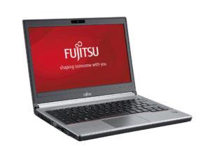 FUJITSU used Laptop Lifebook E734