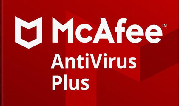 MCAFEE AntiVirus Plus 2018/2017