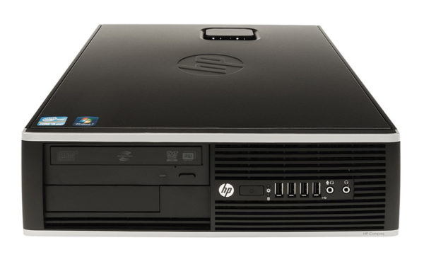 HP SQR PC Elite 8100 SFF