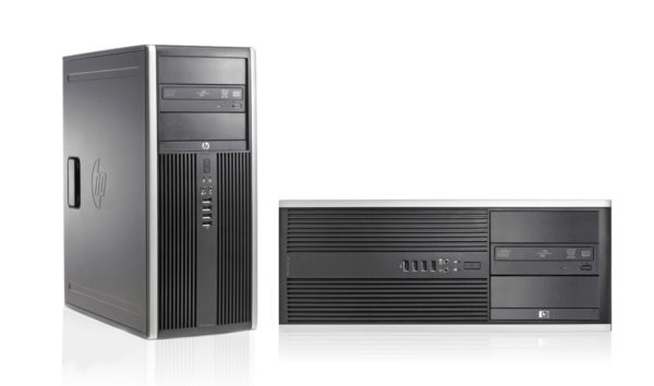 HP SQR PC 8000 Elite CMT