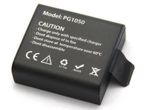 EKEN Επαναφορτιζόμενη Μπαταρία για EKEN Action Cameras